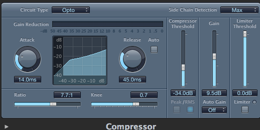 Processed Compression