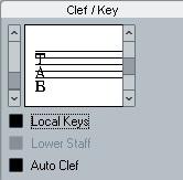 clefkey