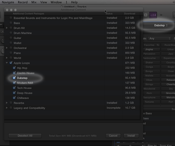 How and Why to Move Your Logic Pro X Sound Libraries to an External