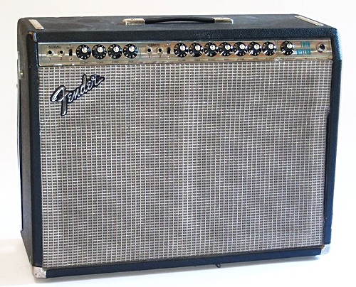 1973 Fender Twin Reverb by Micahmedia