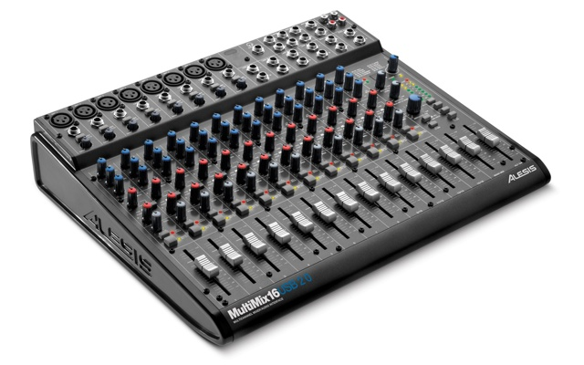 Yamaha Emxc Mixer Amplifier With On Board Digital Effects