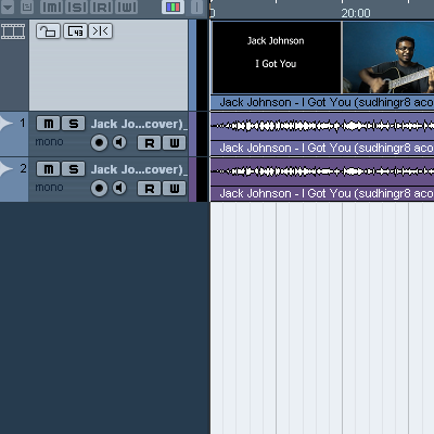 Preview for Improve Your Workflow When Working With Video In Cubase
