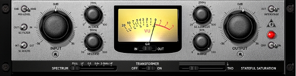 ThrillseekerLA (optical compressor) by Variety of Sound