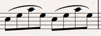 11 legato arp