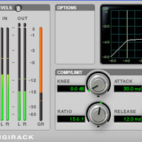 Give Drums Impact with Parallel Compression
