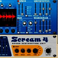How to Pump Up Your Drums Using Reason's Scream 4