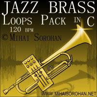 Mihai's Jazz Brass Sample Pack in C