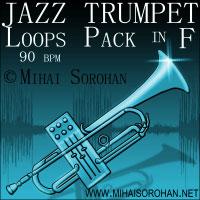 Mihai's Jazz Trumpet Sample Pack in F