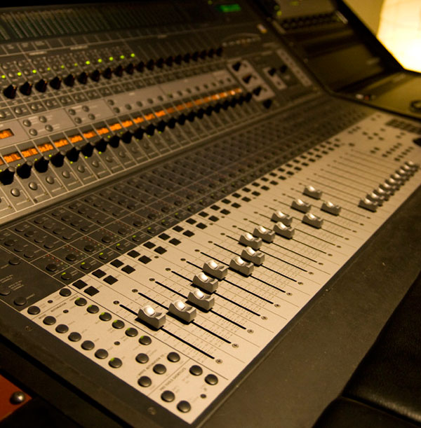 The Control 24 Pro Tools Controller