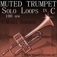 Mihai's Muted Trumpet Solo Loops in C