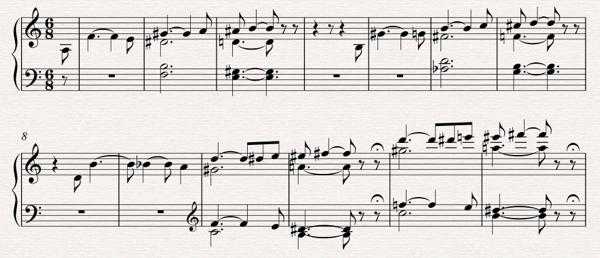 C Major Cadence Pattern