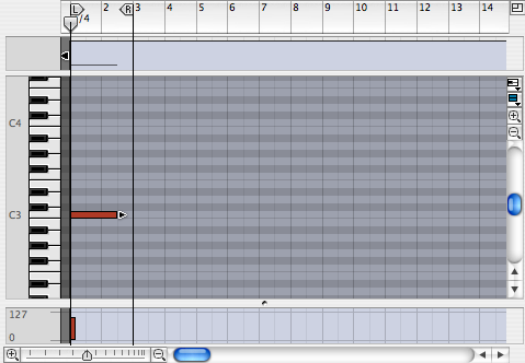 wavepad sound editor how to create notes
