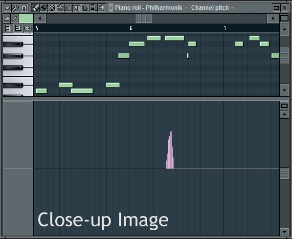 Pitch Bends and Automation in FL Studio