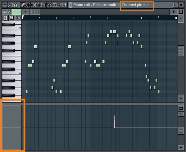 How to automate pitch fl studio 20