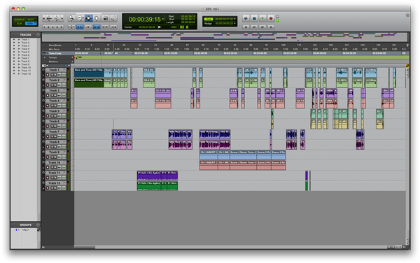 Pro Tools Omfs And The Audio Post Workflow
