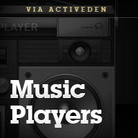 Preview for Top 20 Music Players to Embed Your Audio Online