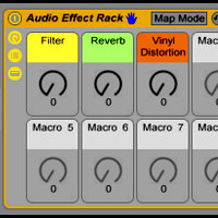 Preview for Ableton Live Racks: Creating One Knob Macro Controls
