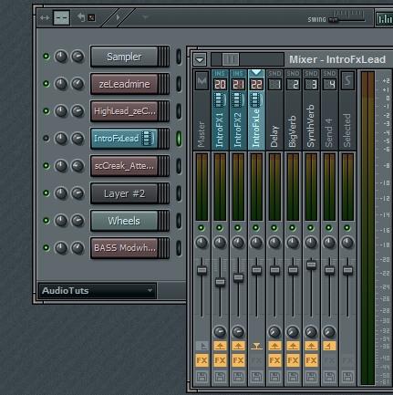 how to move music in pattern fl stufdio