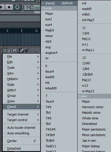 Introducing The Fl Studio Basix Chord Tool