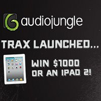 Preview for Win Big on AudioJungle's New TRAX Competition