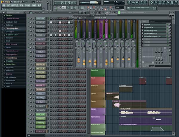 fl studio vs ableton vs studio one