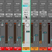 Preview for Parallel Drum Processing in Logic Pro 9