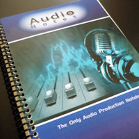 Audionotescover