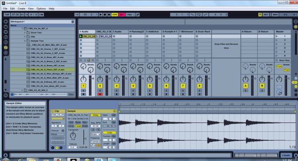 Ultimate ableton live guide to saving cpu: ask. Audio.