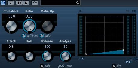 Drum Compression: Get Your Attack and Release Times Correct