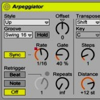 Preview for Quick Tip: Use Ableton's Arpeggiator to Create a Progressive Trance Lead Sequence