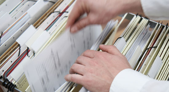 7 Tips For Good Record Keeping - Studio Blog