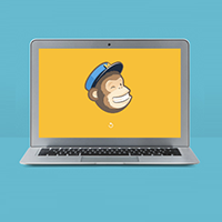 Preview create an email newsletter with mailchimp