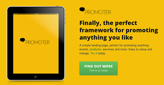 promoter-responsive-landing-page-design