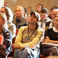 How make most out  conference or expo