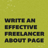 Preview for How to Write an Effective Freelancer About Page