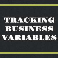 Tracking Business Variables