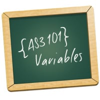 Preview 101 variables