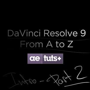 Aetuts retina davinci resolve 2