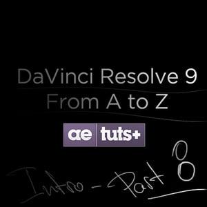 Aetuts retina davinci resolve 8