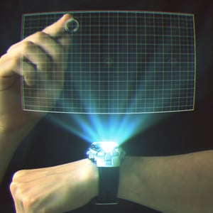 Aetuts retina hologram watch