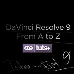 Aetuts retina davinci resolve 9