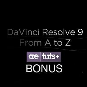 Aetuts retina davinci resolve bonus