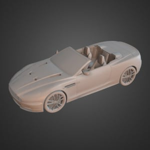 Aetuts retina optimizing 3d models