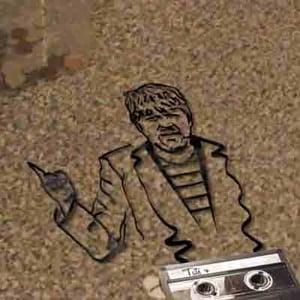 Tuts retina animated cassette tape