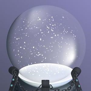 Snow globe preview 400px