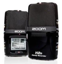Preview zoom h2n handy recorder