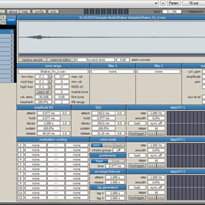 Multilayer shaker samples preview 400