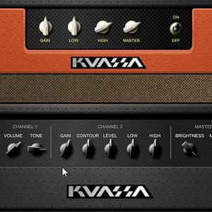 Kuass amplifikation one 400