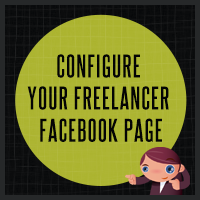How to configure your freelancer facebook page
