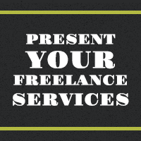 How to present your freelance services on your website